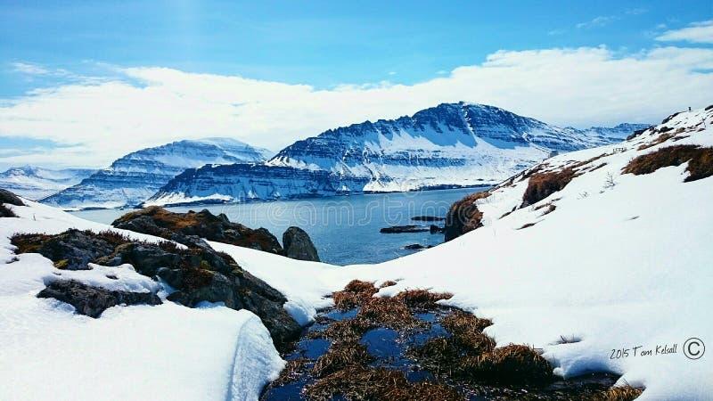 Piękny Iceland zdjęcie stock