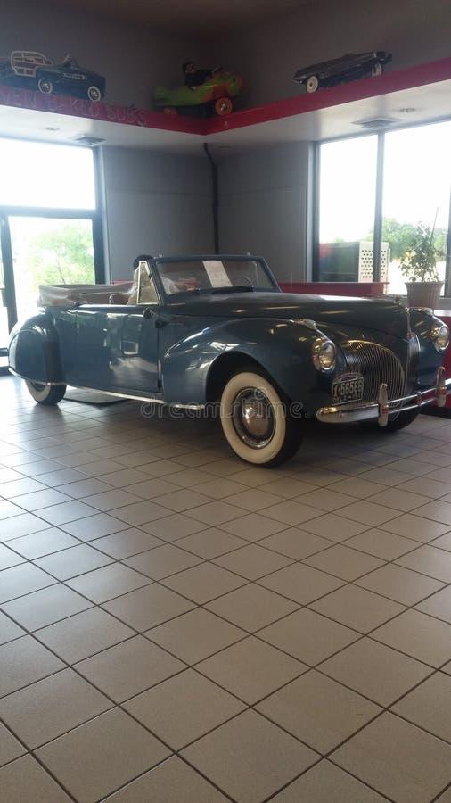 Piękny klasyczny samochód w Oklahoma obrazy stock