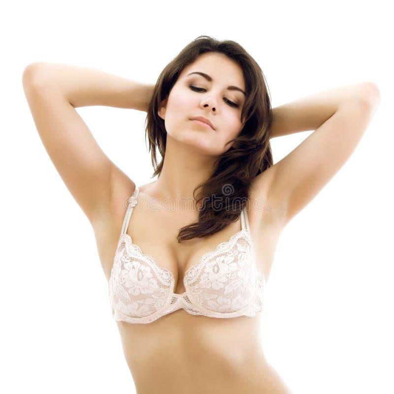 Piękny kobiety ciało obrazy royalty free