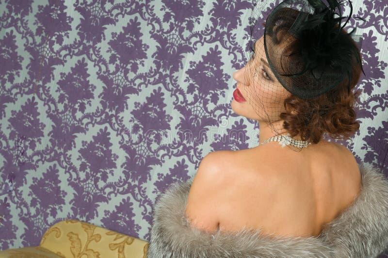 Piękny kobiety ramię fotografia royalty free