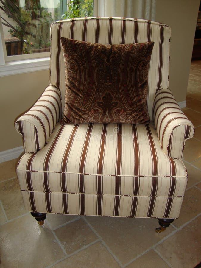 piękny krzesło zdjęcie stock