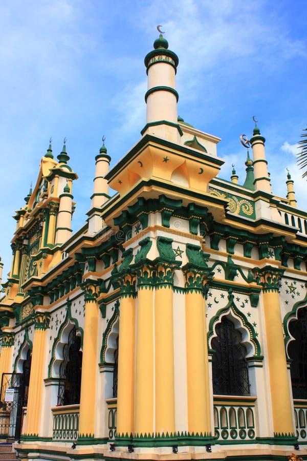 piękny meczet zdjęcie stock