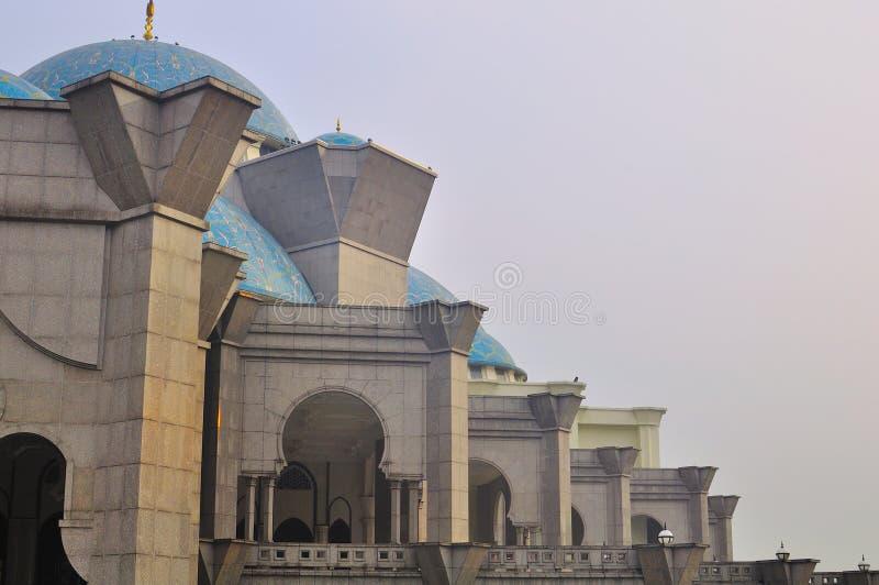 piękny meczetowy wilayah zdjęcie royalty free