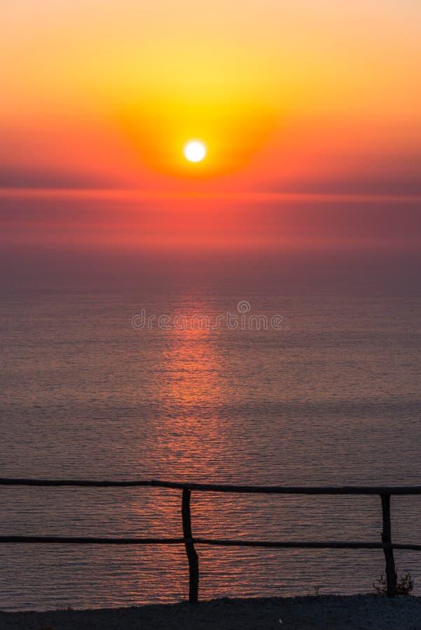 Piękny morze obrazy royalty free