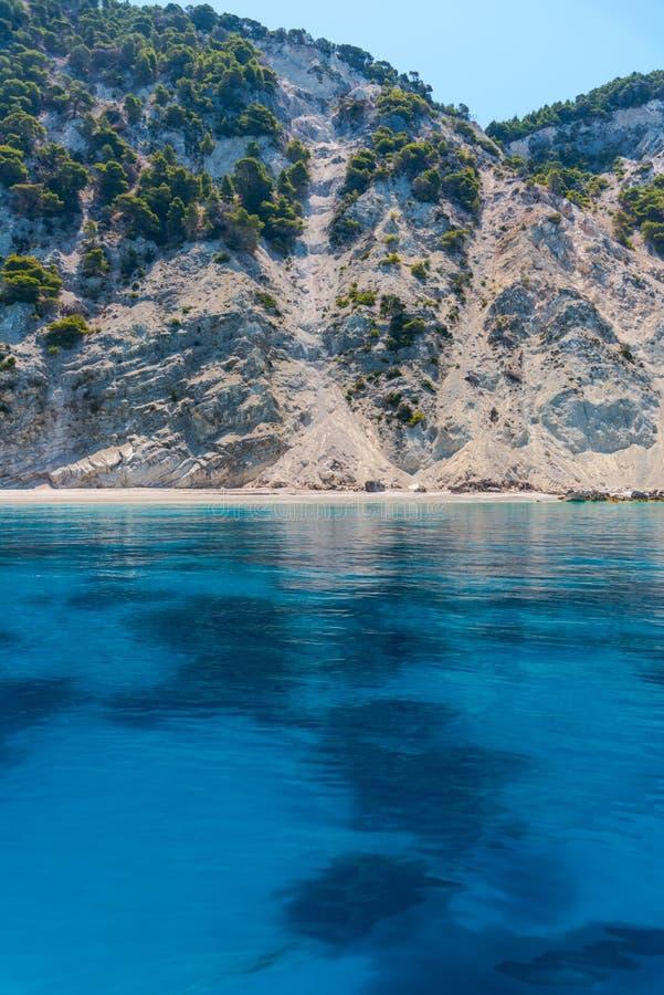 Piękny morze obraz royalty free
