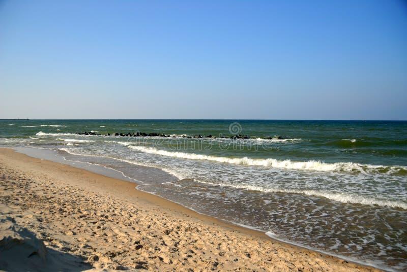 piękny morze zdjęcie stock