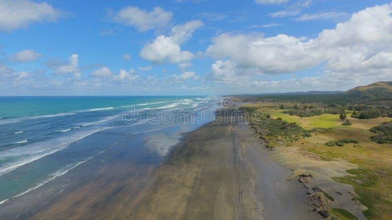 Piękny Nowa Zelandia fotografia royalty free