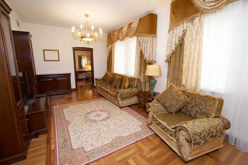 piękny pokój zdjęcie royalty free