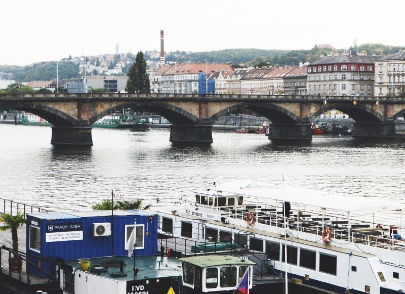 Piękny Praga, 2017 obraz stock