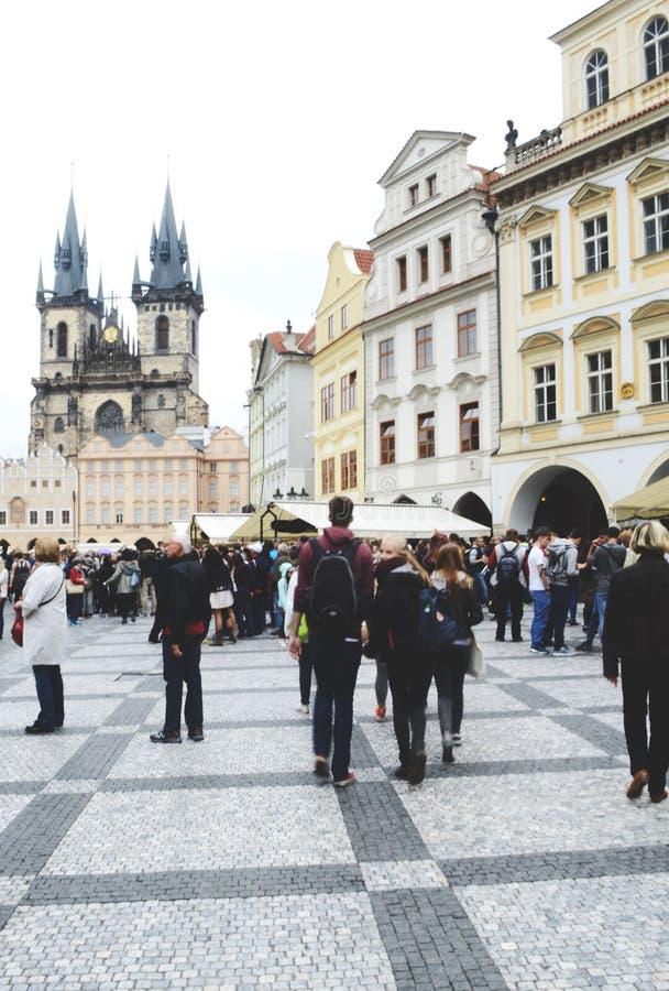 Piękny Praga, 2017 obrazy stock