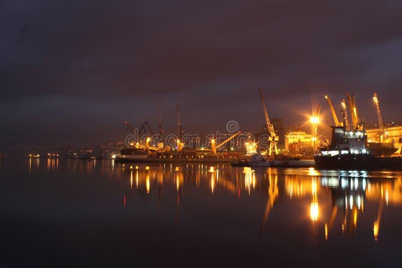Piękny Rijeka obraz stock