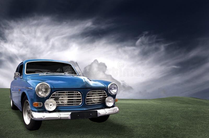 piękny samochód classic zdjęcia stock