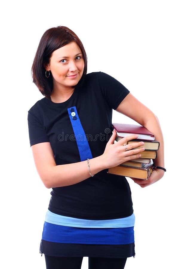 Download Piękny uczeń zdjęcie stock. Obraz złożonej z szczęście - 13334862