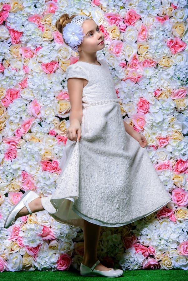 Piękny urodzinowy strój fotografia royalty free