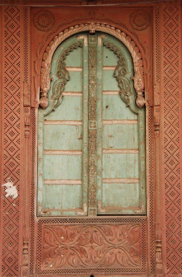 Piękny windon w Bikaner fotografia royalty free