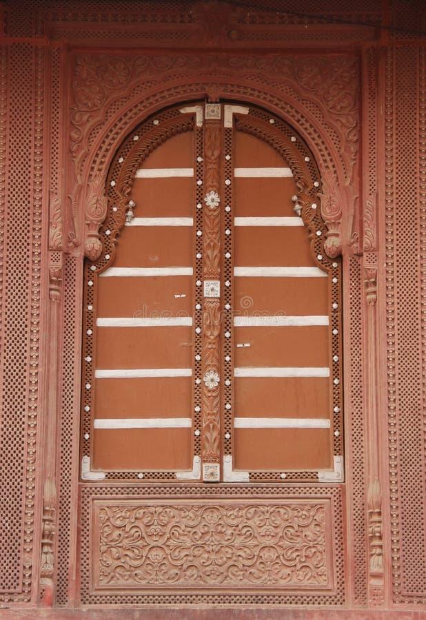 Piękny windon w Bikaner obraz stock