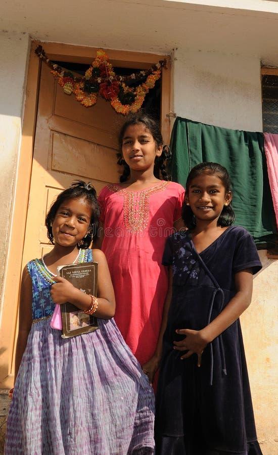 pięknych dziewczyn serc biedny uśmiechu cukierki obraz royalty free