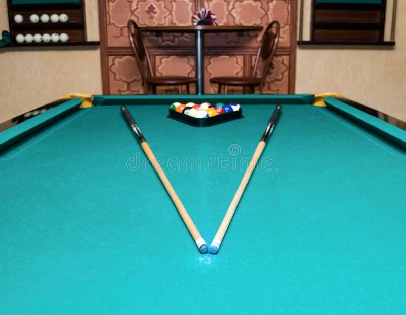 piłek bilardowy basenu wektor obrazy royalty free