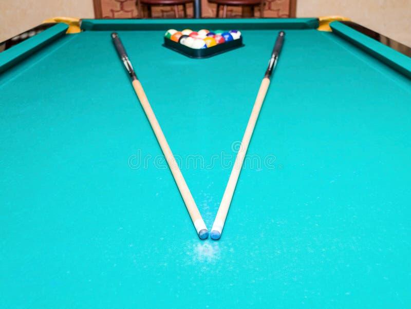 piłek bilardowy basenu wektor zdjęcie royalty free