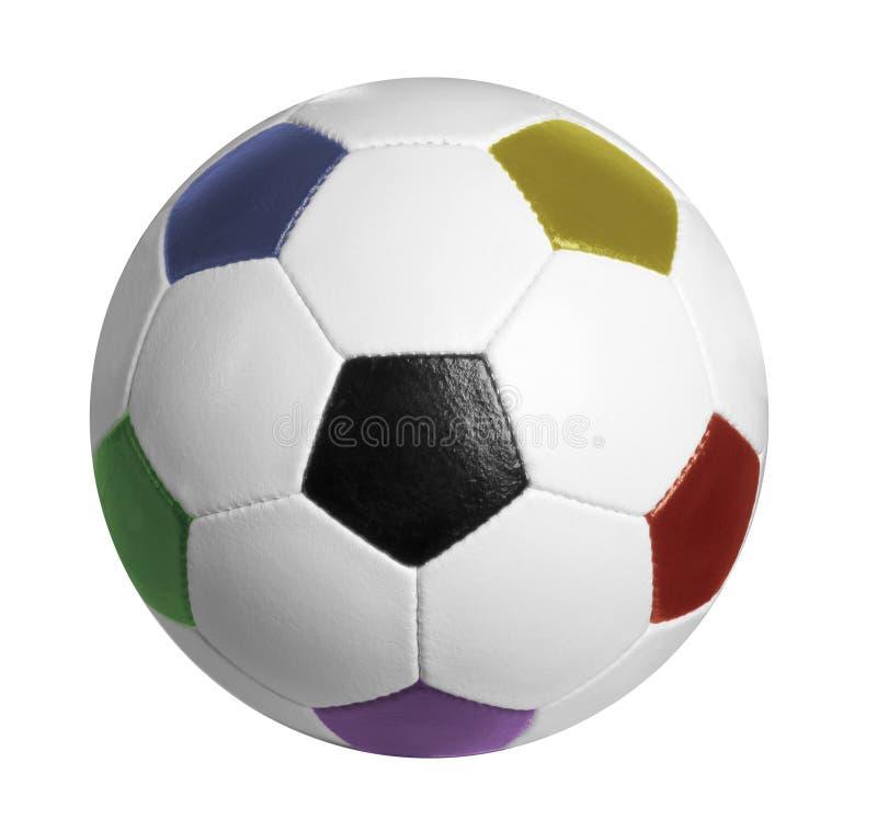 piłka barwiąca obraz stock