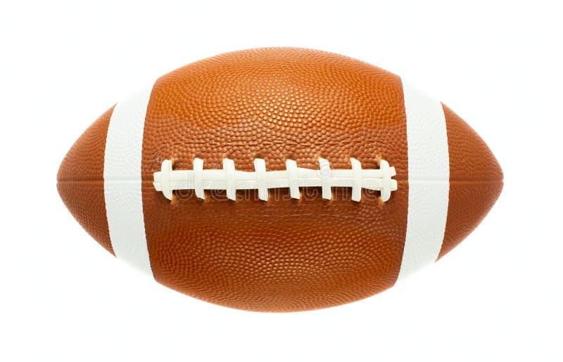 Piłka dla futbol amerykański zdjęcia royalty free