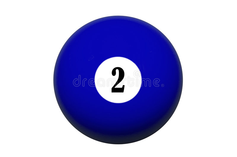 piłka dwa ilustracji
