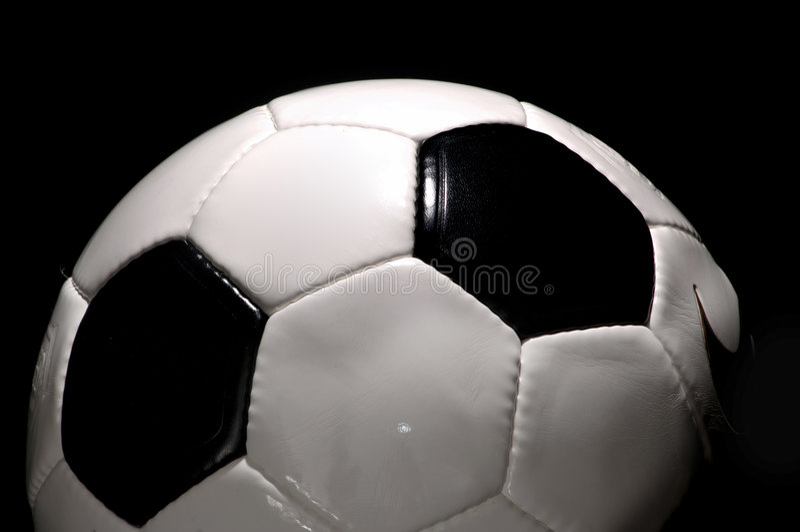 piłka futbolowa obraz royalty free