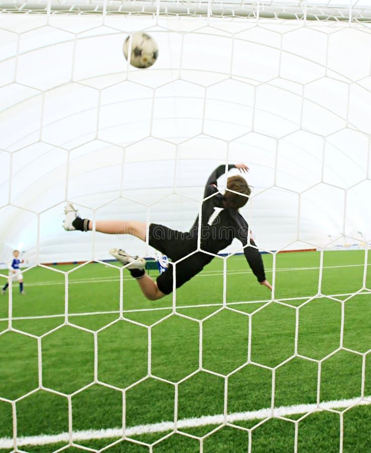 piłka nożna zdjęcie stock