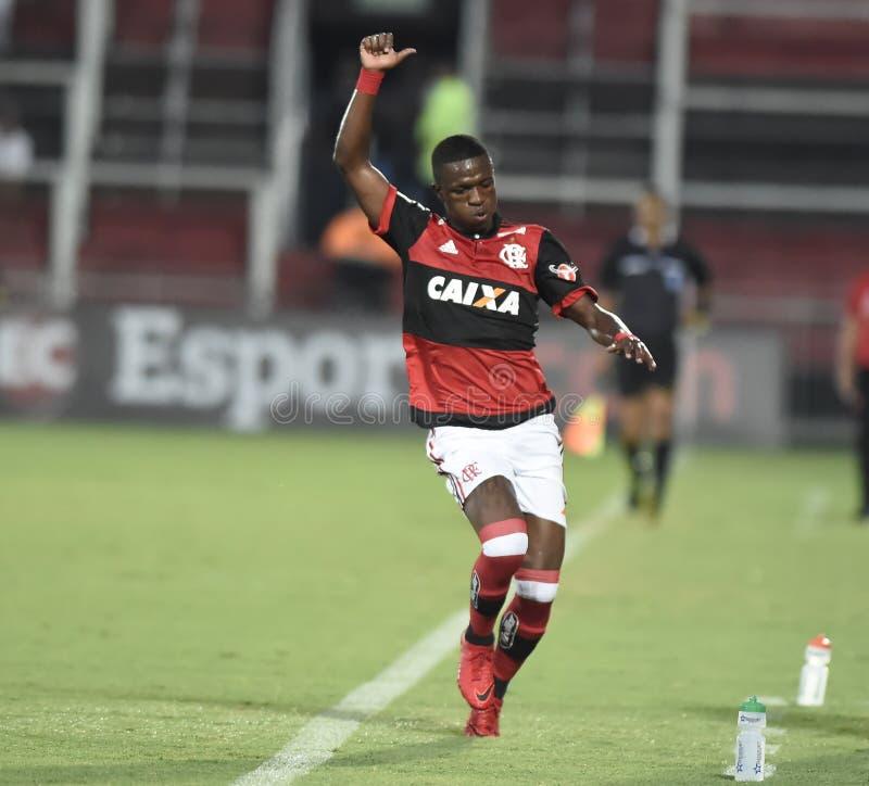 Piłka nożna Flamengo zdjęcie stock