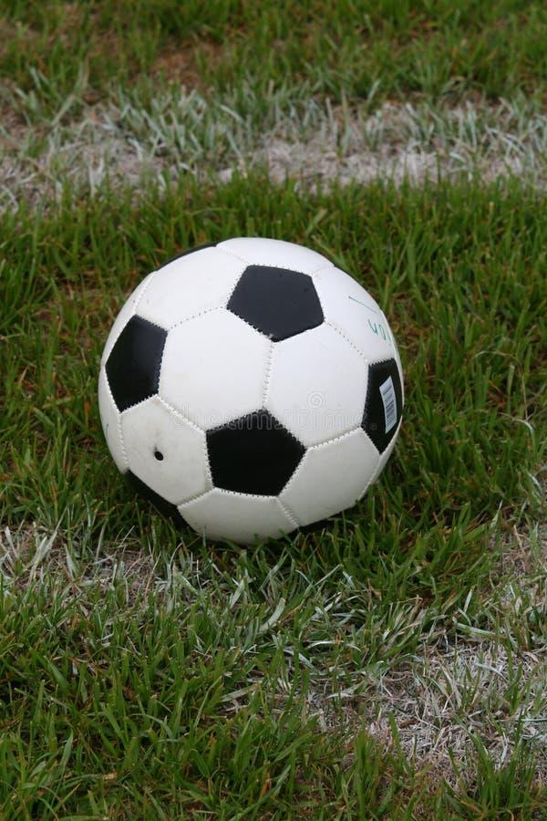 piłka nożna pola piłkę obrazy royalty free