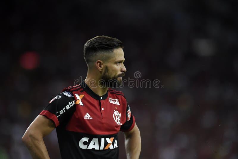 Piłka nożna Sulamericana fotografia stock