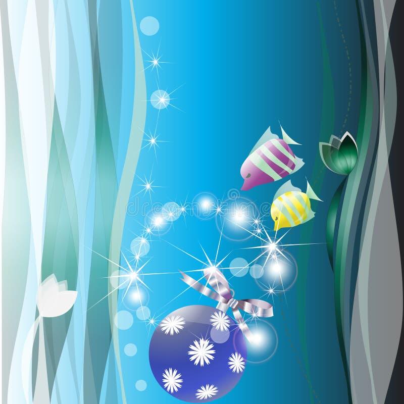 piłka tonąca ilustracja wektor