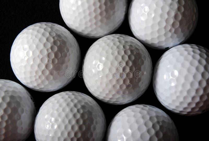 piłka w golfa zdjęcia royalty free