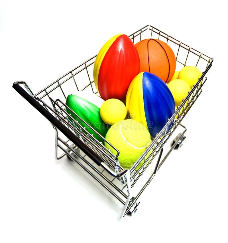 piłki furmanią sport zabawkę obrazy royalty free