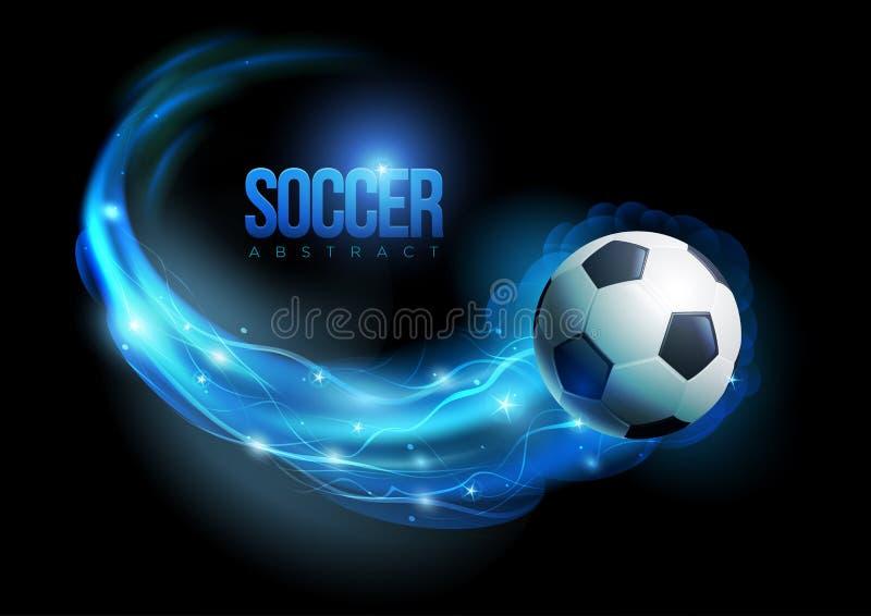 Piłki nożnej piłka ilustracji