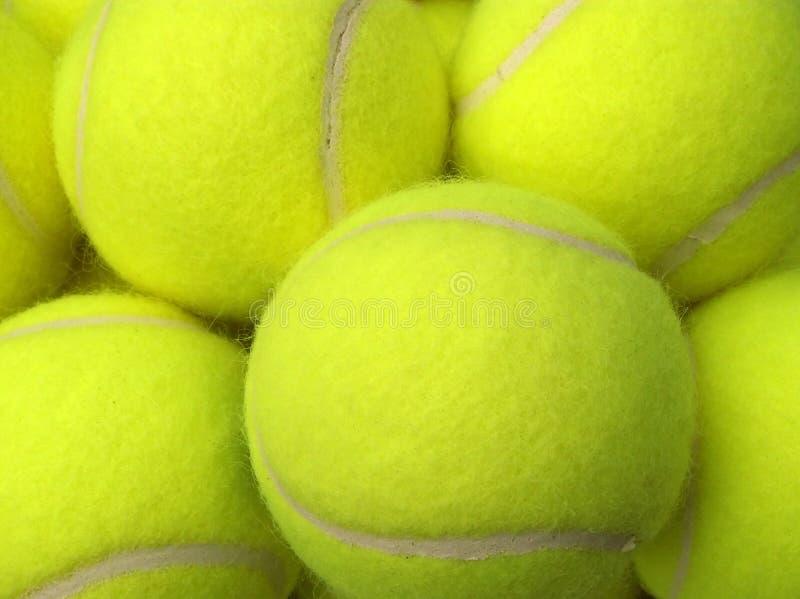 piłki tenisowe fotografia royalty free