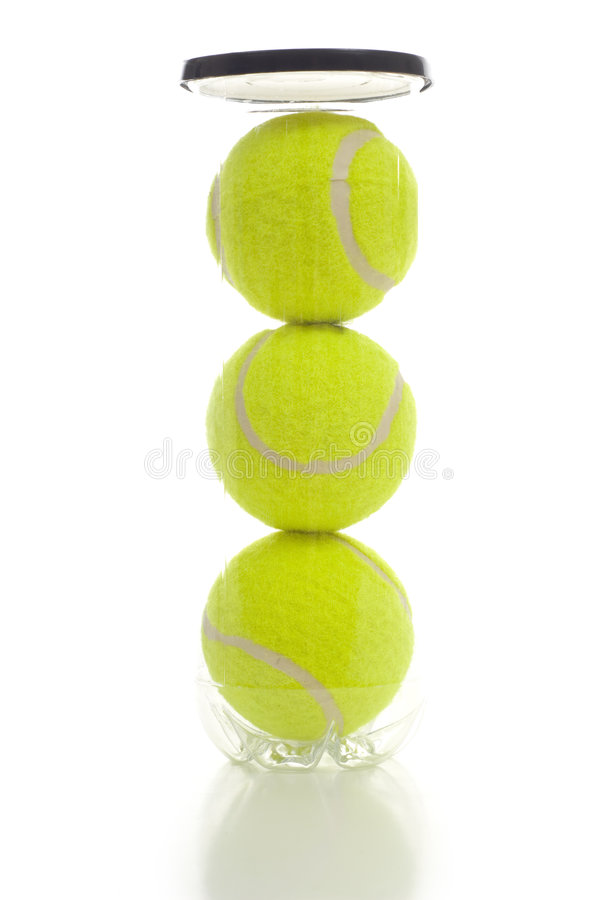 piłki tenisowe zdjęcia royalty free