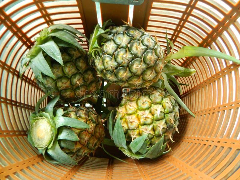 Pi-apple, fruit, food, basket, small, farm. stock photography