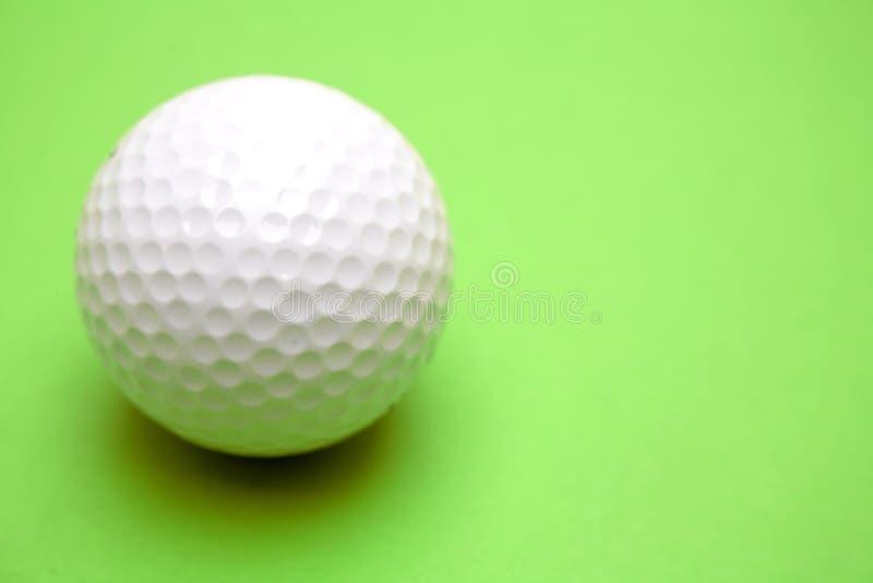 Download Piłka w golfa obraz stock. Obraz złożonej z sporty, leisure - 3564421