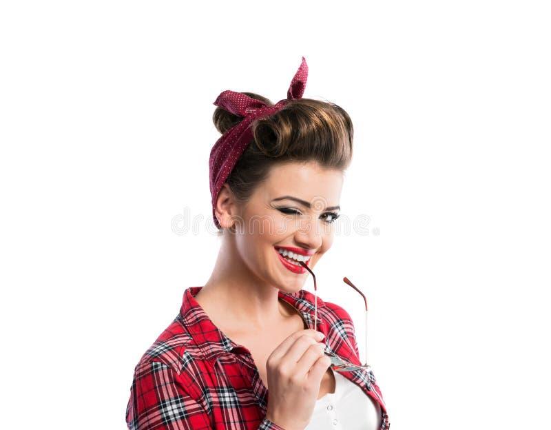 Download Piękne kobiety young zdjęcie stock. Obraz złożonej z sprawdzać - 65225532