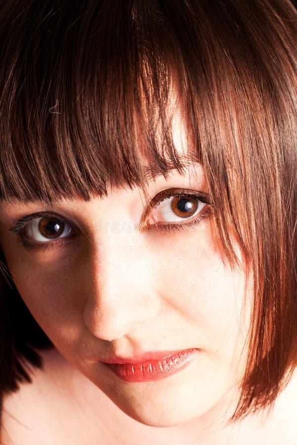 Download Piękni Dziewczyny Portreta Potomstwa Zdjęcie Stock - Obraz złożonej z piękny, powieki: 13342624