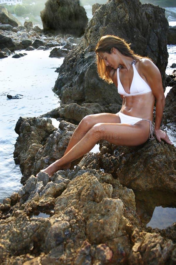 Download Piękno oceanu obraz stock. Obraz złożonej z żywienioniowy - 210823