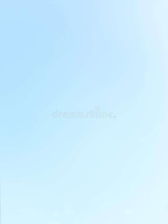 Pi?kny chmury niebieskiego nieba t?a natury kolor zdjęcia stock