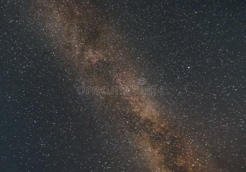 Pi?kny Milky spos?b fotografia royalty free