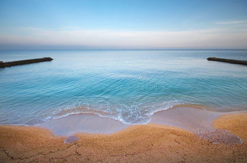 Download Piękny Seascape obraz stock. Obraz złożonej z tło, egzot - 57658359