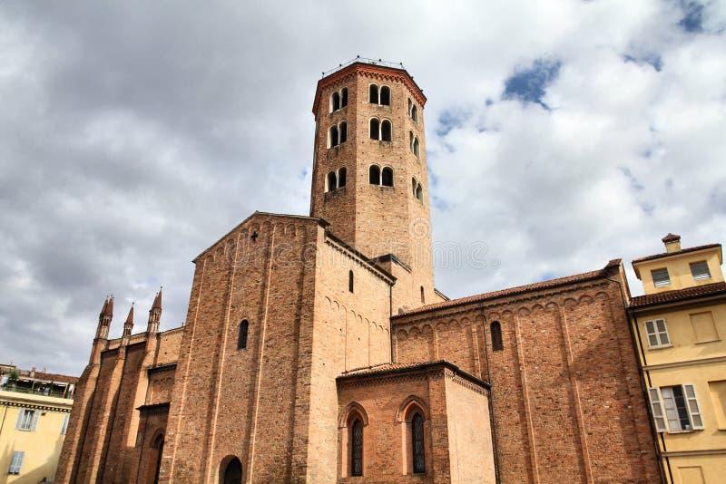 Piacenza lizenzfreie stockbilder