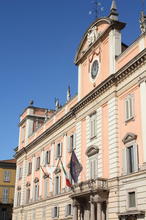 Piacenza imagem de stock royalty free