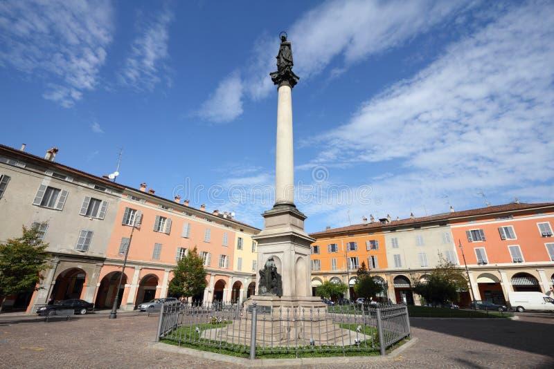 Piacenza, Italia fotos de archivo libres de regalías