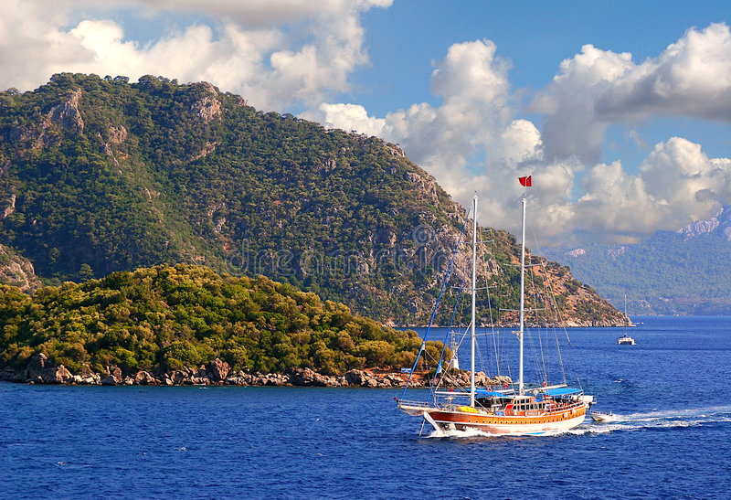 Piacere turco fotografie stock libere da diritti