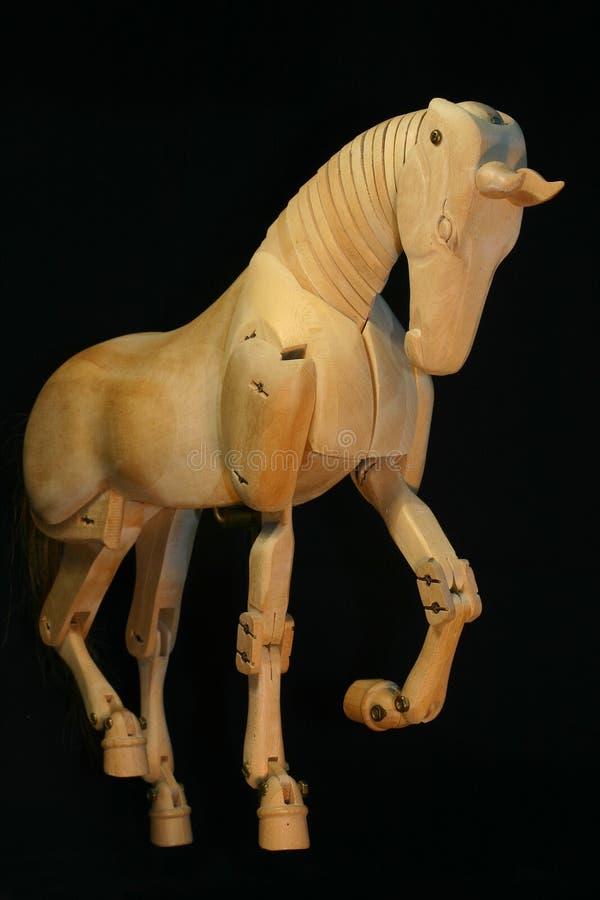 piaffe манекена лошади стоковые фотографии rf